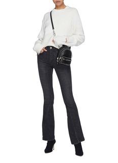TRE by Natalie Ratabesi 'Cher' panelled flared leg jeans