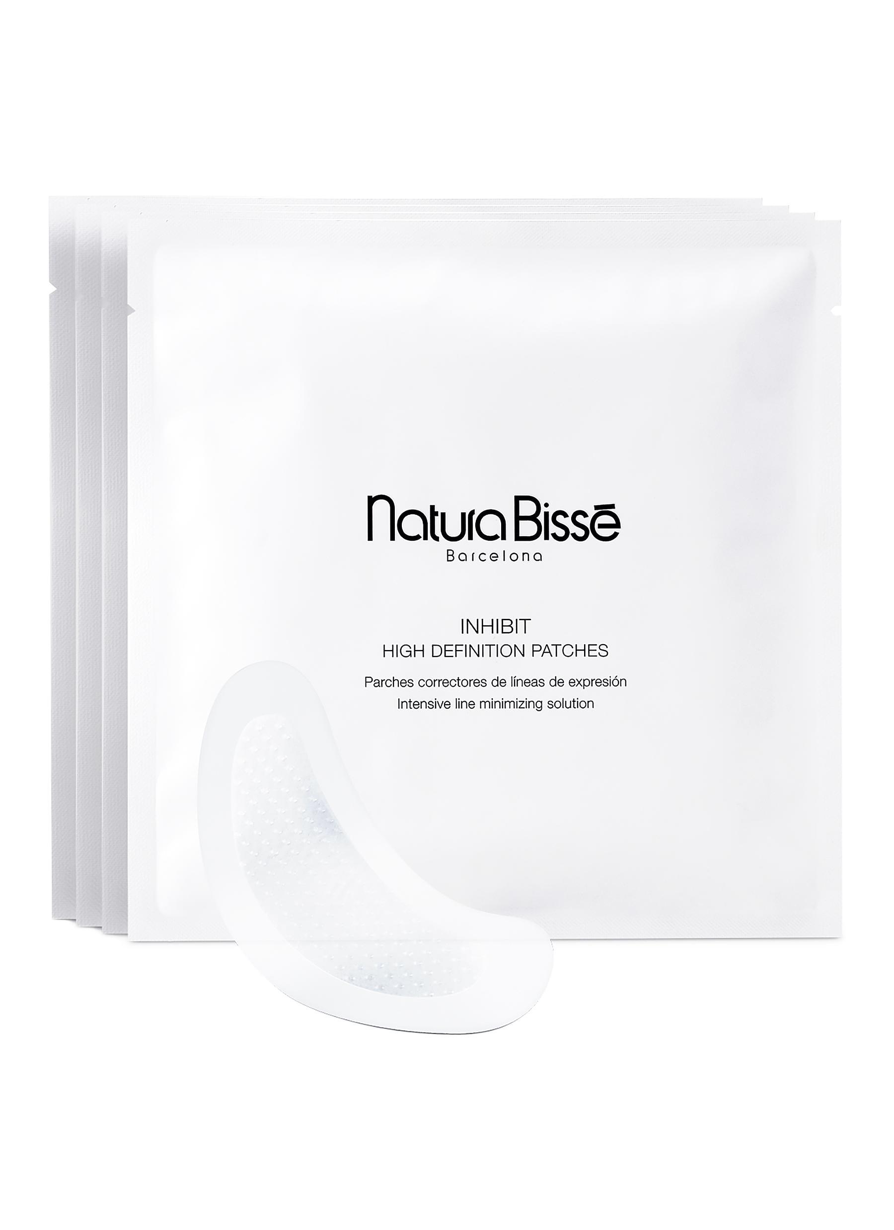 natura bissé | inhibit high definition serum 4-piece pack | beauty