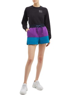 Sacai Colourblock shorts