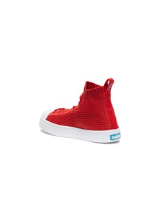 Native 'Jefferson 2.0' Liteknit high top toddler sneakers