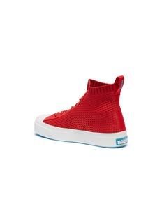 Native 'Jefferson 2.0' Liteknit high top kids sneakers