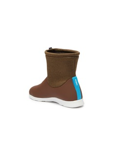 Native 'AP Ranger' drawcord cuff toddler boots