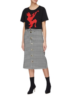 Gucci 'Chateau Marmont' graphic print T-shirt