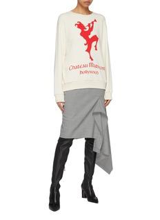 Gucci 'Chateau Marmont' graphic print sweatshirt