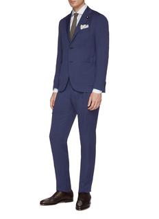 Lardini Bamboo-flax suit
