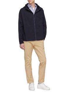 BARENA 'Lito Ruspio' flap pocket hooded jacket