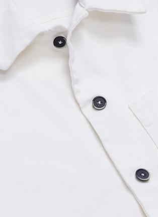 - BARENA - 'Cedro Trato' twill shirt jacket