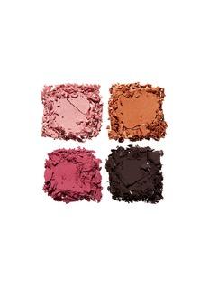 Shiseido Essentialist Eye Palette – 08 Jizoh Street Reds