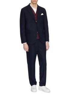 Camoshita 'Easy' nylon soft blazer
