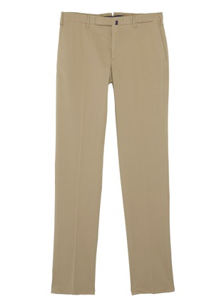 Main View - Click To Enlarge - Incotex - Slim fit twill chinos