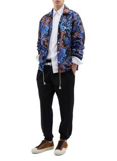 Marni 'Dance Bunny' camouflage print coach jacket