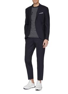 Neil Barrett Peaked lapel slim fit suit