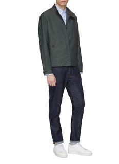 Sealup Loro Piana Green Storm Systeml® Zelander® Dream virgin wool shirt jacket