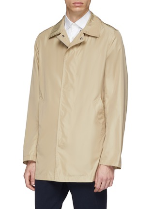 Front View - Click To Enlarge - SEALUP - Twill coat