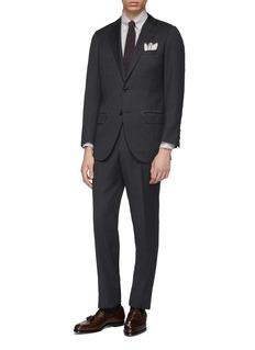 Tomorrowland Ermenegildo Zegna Horizon Twill® wool suit