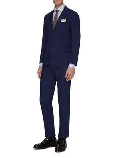 Tomorrowland Ermenegildo Zegna Traveller wool-silk soft blazer