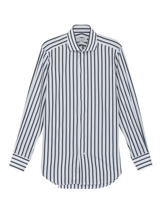 Main View - Click To Enlarge - TOMORROWLAND - Stripe shirt