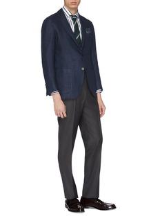 Tomorrowland Fratelli Tallia Di Delfino® 360° wool twill pants