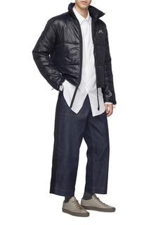 Craig Green Stripe outseam worker jeans