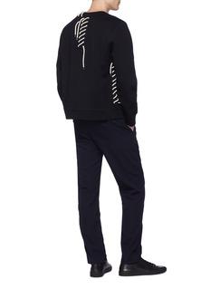 Craig Green Lace-up sweatshirt
