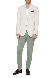 Altea Cotton-silk soft blazer