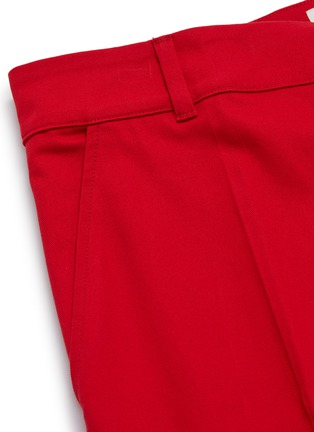 - NOON GOONS - 'Club' twill shorts