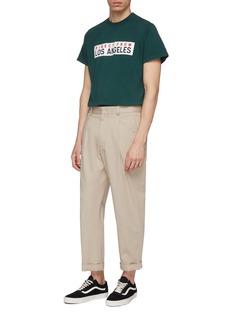 Noon Goons 'Direct From Los Angeles' slogan print T-shirt
