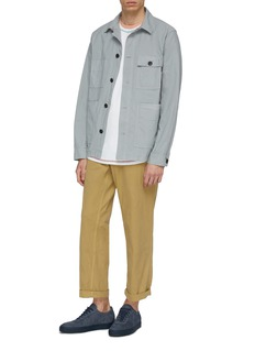 PS Paul Smith Contrast topstitching T-shirt