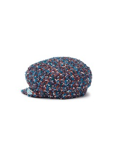 Maison Michel 'New Abby' tweed sailor cap