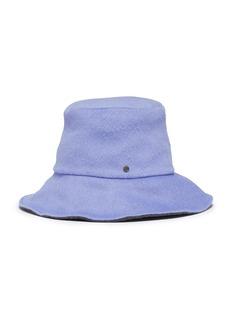 Maison Michel 'Isa' reversible wool fisherman hat