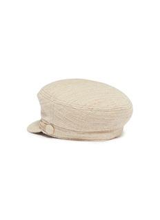 Maison Michel 'New Abby' tweed sailor cap