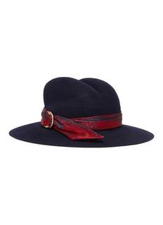 Maison Michel 'Yoshiko' rabbit furfelt fedora hat