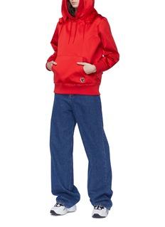 UNDERCOVER Detachable panel back pocket hoodie