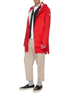 Canada Goose 'Seawolf' hooded windbreaker coat