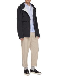 Canada Goose 'Meaford' packable hooded windbreaker jacket