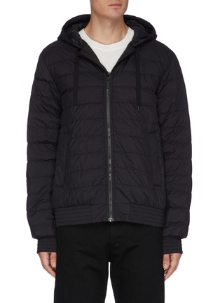 Main View - Click To Enlarge - CANADA GOOSE - Sydney'  packable down hooded jacket