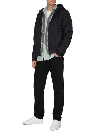 Figure View - Click To Enlarge - CANADA GOOSE - Sydney'  packable down hooded jacket