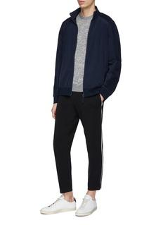 Theory 'Varick' patchwork jacket