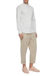 Theory 'Irving' pinstripe shirt