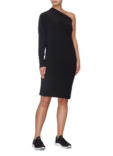 Norma Kamali 'All-in-One' convertible jersey dress