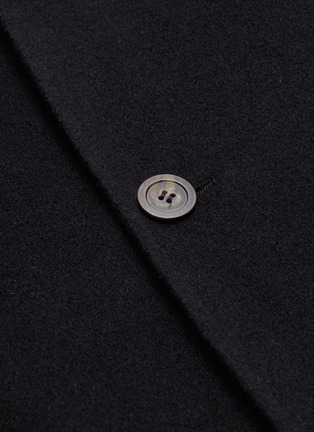 - EQUIL - 'Stockholm' wool-cashmere melton oversized coat