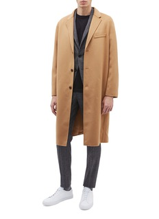 EQUIL 'Stockholm' wool-cashmere melton oversized coat