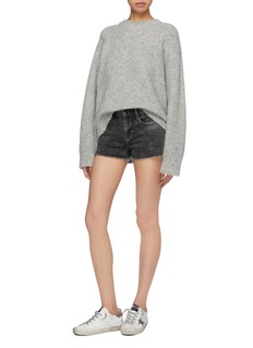 Frame Denim 'Le Cut Off' frayed cuff denim shorts