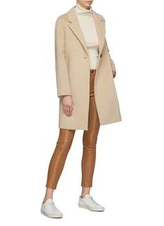EQUIL 'Sapporo' oversized wool blend raglan melton coat