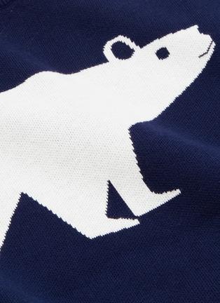 - PH5 - Polar bear intarsia sweater