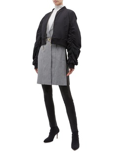 Opening Ceremony Two-in-one bomber jacket and long gilet