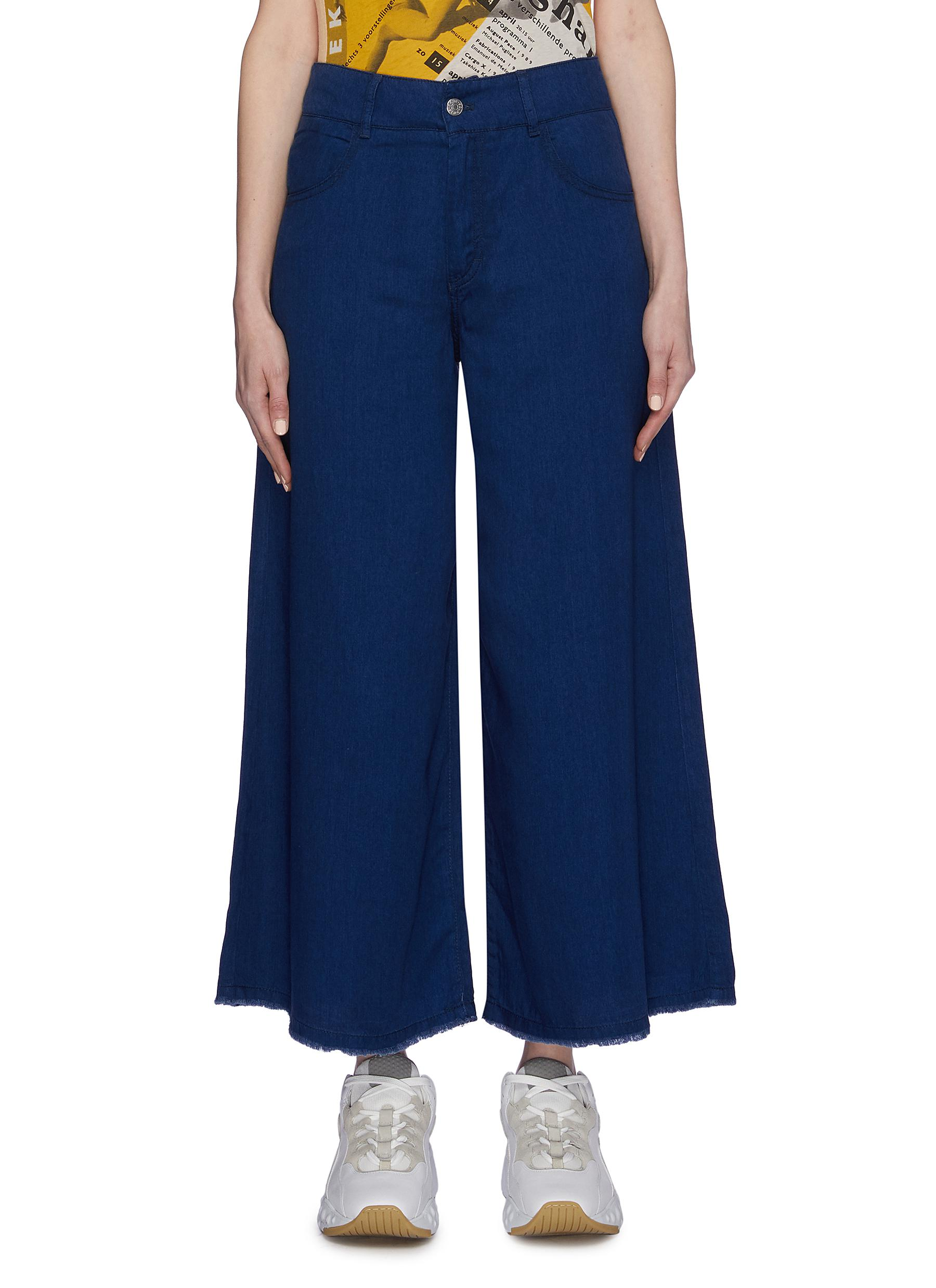 Lyocell culottes by Acne Studios