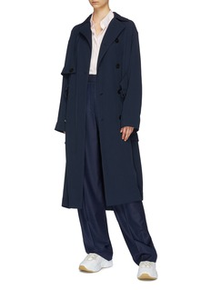 Acne Studios 'Olicia' belted twill trench coat