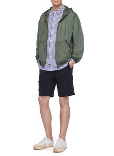 nanamica 'Cruiser' packable hooded jacket