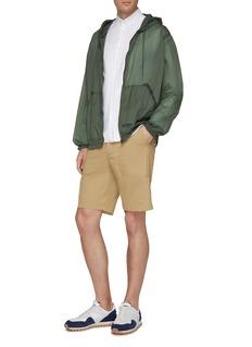 nanamica 'Dock' twill Bermuda shorts